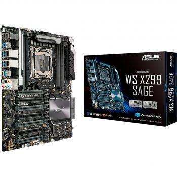 Asus WS X299 SAGE, Mainboard Angebote günstig kaufen