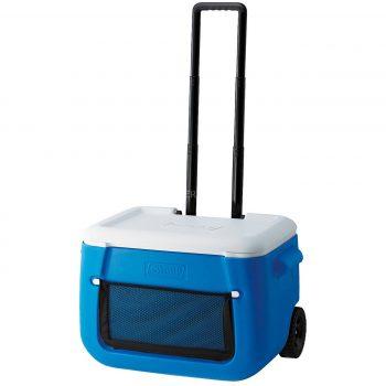 Coleman 50QT Poly-lite Wheeled Mesh Kühlbox Angebote günstig kaufen