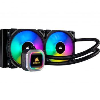 Corsair Hydro Series H100i RGB Platinum, Wasserkühlung Angebote günstig kaufen