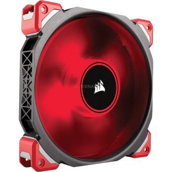 Corsair ML140 Pro LED Red, Gehäuselüfter Angebote günstig kaufen