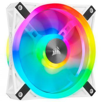 Corsair iCUE QL120 RGB 120x120x25, Gehäuselüfter Angebote günstig kaufen