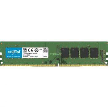 Crucial DIMM 16 GB DDR4-2666, Arbeitsspeicher Angebote günstig kaufen