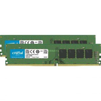 Crucial DIMM 16 GB DDR4-3200 Kit, Arbeitsspeicher Angebote günstig kaufen