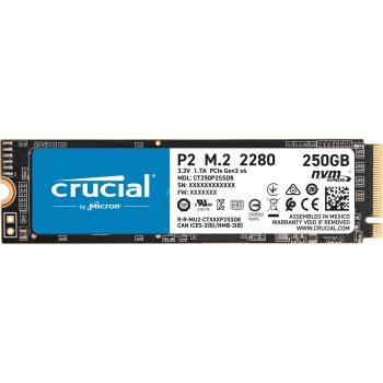 Crucial P2 250 GB, SSD Angebote günstig kaufen