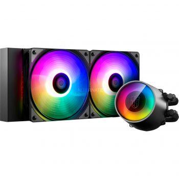 Deepcool Castle 240 RGB V2, Wasserkühlung Angebote günstig kaufen