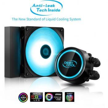 Deepcool Gammaxx L120 V2, Wasserkühlung Angebote günstig kaufen