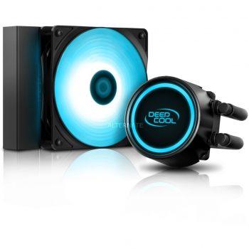Deepcool Gammaxx L120T Blue, Wasserkühlung Angebote günstig kaufen