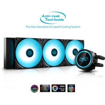 Deepcool Gammaxx L360 V2, Wasserkühlung Angebote günstig kaufen