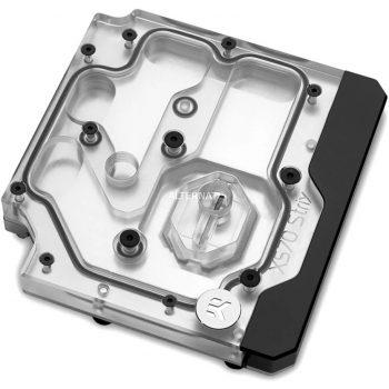 EKWB EK-Quantum Momentum ROG Strix X570-E D-RGB - Plexi, CPU-Kühler Angebote günstig kaufen