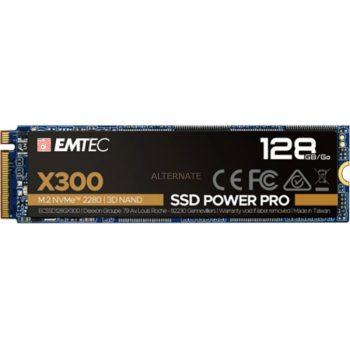Emtec X300 M.2 SSD Power Pro 128 GB Angebote günstig kaufen