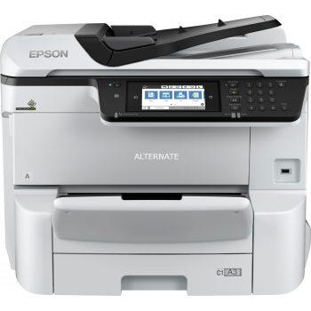 Epson WorkForce Pro WF-C8610DWF, Multifunktionsdrucker Angebote günstig kaufen