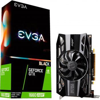 Evga GeForce GTX 1660 SUPER BLACK GAMING, Grafikkarte Angebote günstig kaufen