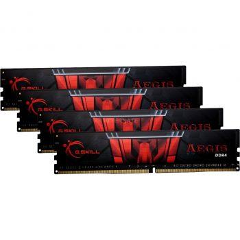 G.Skill DIMM 16 GB DDR4-2400 Quad-Kit, Arbeitsspeicher Angebote günstig kaufen