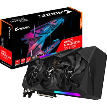 GIGABYTE Radeon RX 6800 AORUS MASTER 16G, Grafikkarte Angebote günstig kaufen