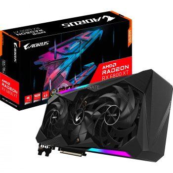 GIGABYTE Radeon RX 6800 XT AORUS MASTER TYPE C 16G, Grafikkarte Angebote günstig kaufen