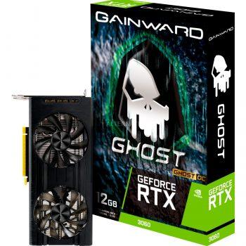 Gainward GeForce RTX 3060 GHOST OC, Grafikkarte Angebote günstig kaufen