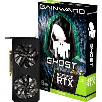 Gainward GeForce RTX 3060 Ti Ghost OC, Grafikkarte Angebote günstig kaufen