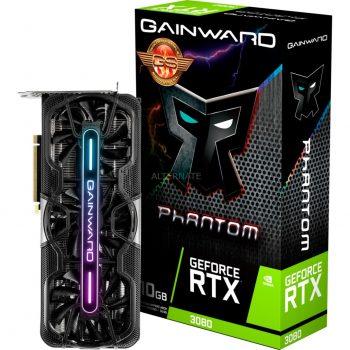 Gainward GeForce RTX 3080 Phantom GS 10G, Grafikkarte Angebote günstig kaufen