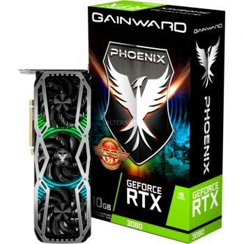 Gainward GeForce RTX 3080 Phoenix GS 10G, Grafikkarte Angebote günstig kaufen