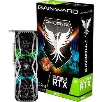 Gainward GeForce RTX 3080 Phoenix GS 10G LHR, Grafikkarte Angebote günstig kaufen