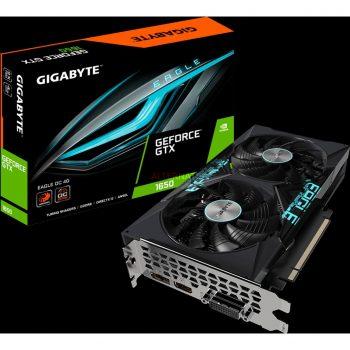 Gigabyte GeForce GTX 1650 Eagle OC 4G, Grafikkarte Angebote günstig kaufen