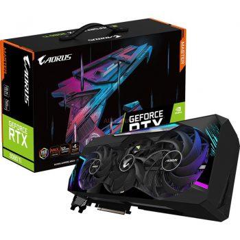 Gigabyte GeForce RTX 3080 Ti AORUS MASTER LHR, Grafikkarte Angebote günstig kaufen