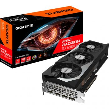 Gigabyte Radeon RX 6900 XT GAMING OC 16G, Grafikkarte Angebote günstig kaufen
