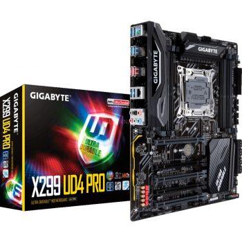 Gigabyte X299 UD4 Pro, Mainboard Angebote günstig kaufen