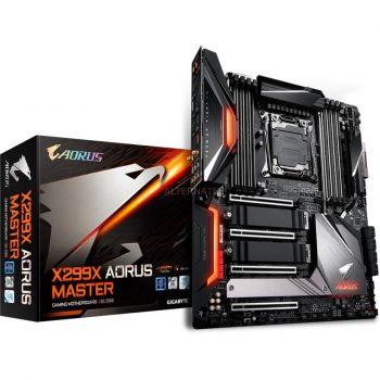 Gigabyte X299X AORUS MASTER, Mainboard Angebote günstig kaufen