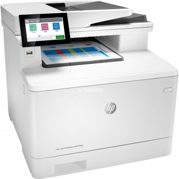 HP HP Color LaserJet Enterprise M480f MFP, Multifunktionsdrucker Angebote günstig kaufen