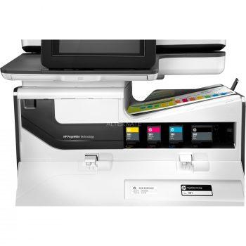 HP PageWide Enterprise Color Flow MFP 586z, Multifunktionsdrucker Angebote günstig kaufen