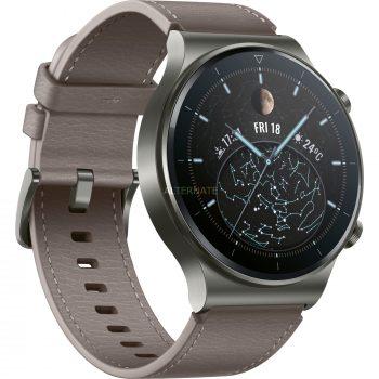 Huawei Watch GT2 Pro Classic, Smartwatch Angebote günstig kaufen