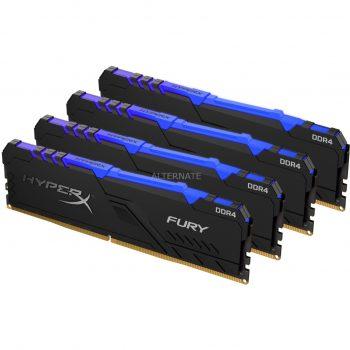 HyperX DIMM 32 GB DDR4-2400 Quad-Kit, Arbeitsspeicher Angebote günstig kaufen