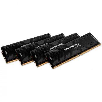 HyperX DIMM 64 GB DDR4-3200 Quad-Kit, Arbeitsspeicher Angebote günstig kaufen