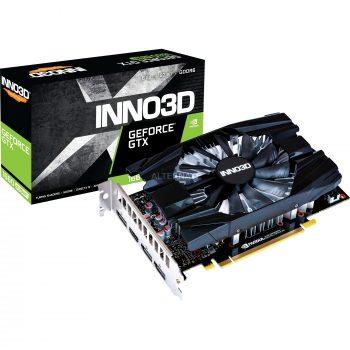 INNO3D  GeForce GTX 1660 SUPER Compact, Grafikkarte Angebote günstig kaufen