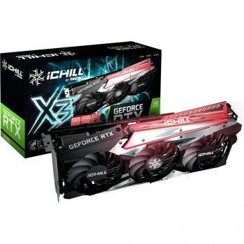 INNO3D  GeForce RTX 3060 ICHILL X3 RED, Grafikkarte Angebote günstig kaufen