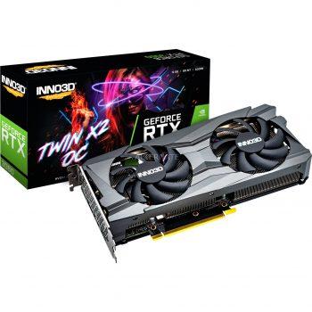 INNO3D  GeForce RTX 3060 TWIN X2 OC, Grafikkarte Angebote günstig kaufen