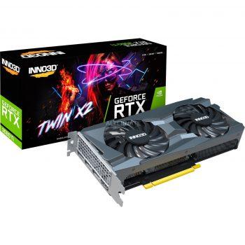 INNO3D  GeForce RTX 3060 Ti Twin X2 OC, Grafikkarte Angebote günstig kaufen
