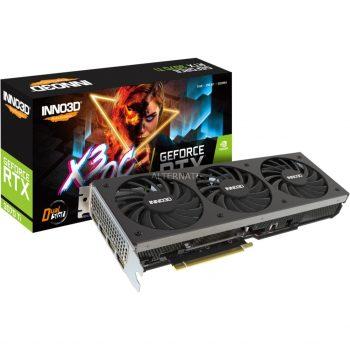 INNO3D GeForce RTX 3070 Ti X3 OC LHR, Grafikkarte Angebote günstig kaufen