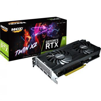 INNO3D GeForce RTX 3070 Twin X2, Grafikkarte Angebote günstig kaufen