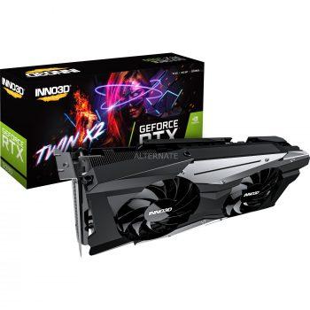 INNO3D GeForce RTX 3080 Twin X2 OC, Grafikkarte Angebote günstig kaufen