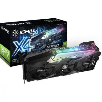 INNO3D  GeForce RTX 3090 iChill X4, Grafikkarte Angebote günstig kaufen