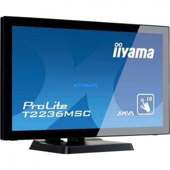 Iiyama ProLite T2236MSC-B2, LED-Monitor Angebote günstig kaufen
