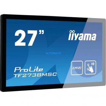 Iiyama  ProLite TF2738MSC-B1, LED-Monitor Angebote günstig kaufen