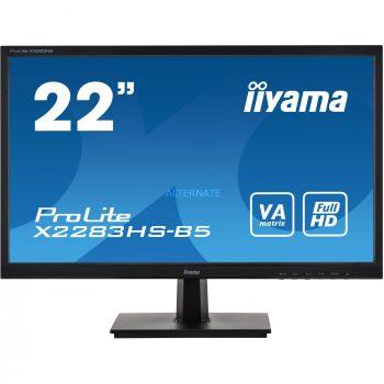 Iiyama ProLite X2283HS-B5, LED-Monitor Angebote günstig kaufen