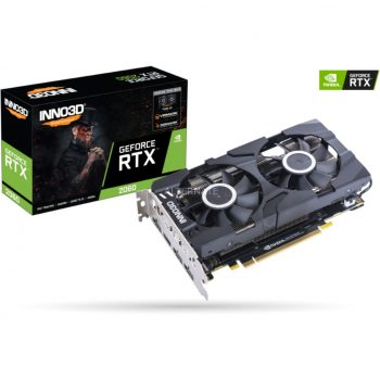 Inno3d GeForce RTX 2060 TWIN X2, Grafikkarte Angebote günstig kaufen