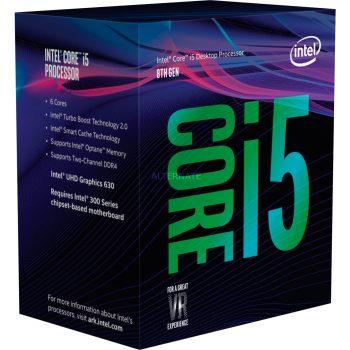 Intel® Core i5-8600, Prozessor Angebote günstig kaufen