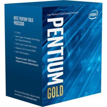 Intel® Pentium® Gold G6405, Prozessor Angebote günstig kaufen