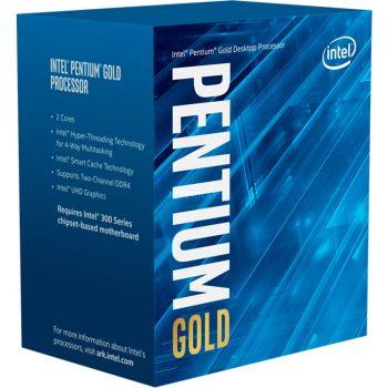 Intel® Pentium Gold G6400, Prozessor Angebote günstig kaufen