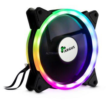 Inter-Tech Argus RS-041 RGB 120x120x25, Gehäuselüfter Angebote günstig kaufen